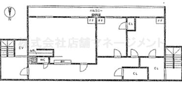 札幌舘ビル4階〈事務所〉